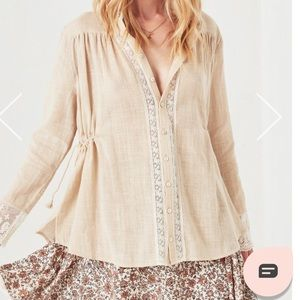 NWT Spell & the gypsy Collective Paloma blouse